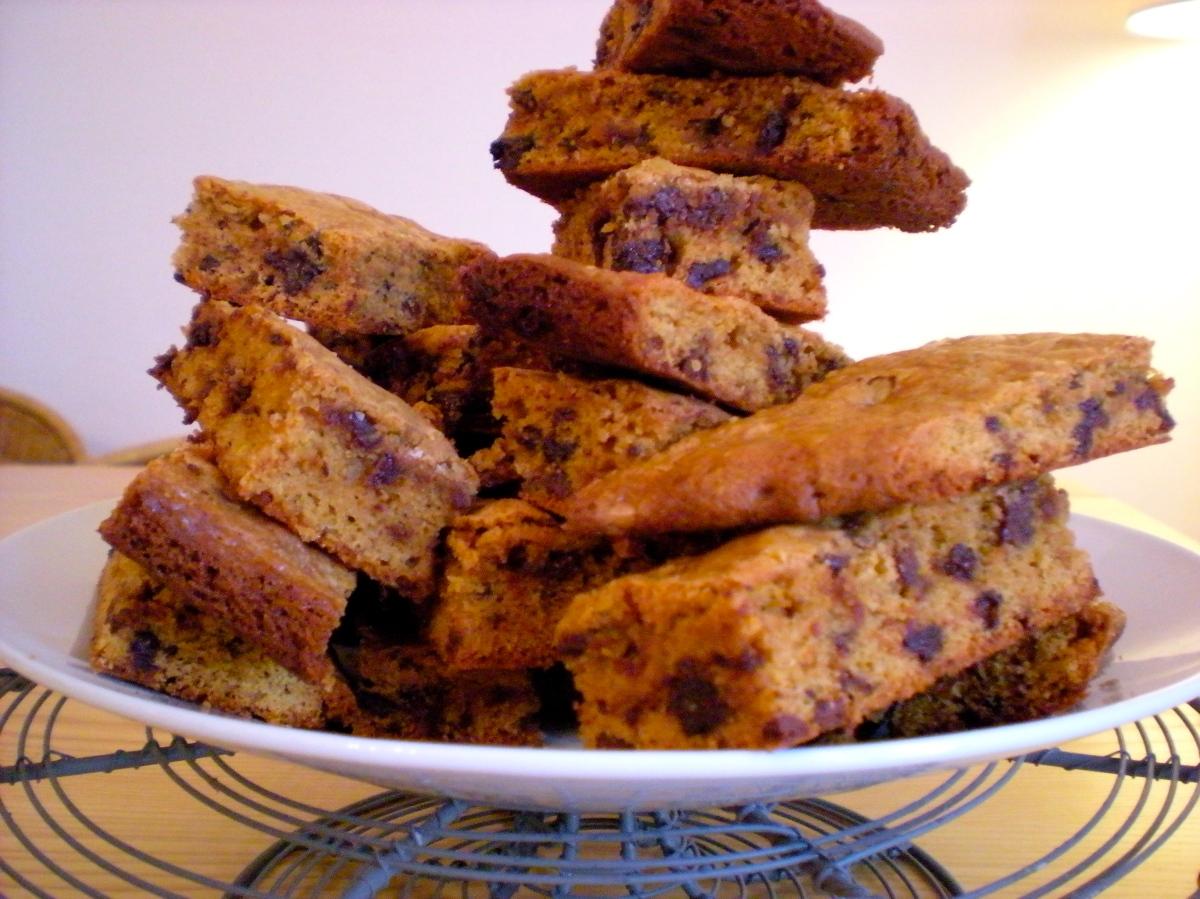 Biscotti di Natale allo Zucchero Muscovado e cioccolato