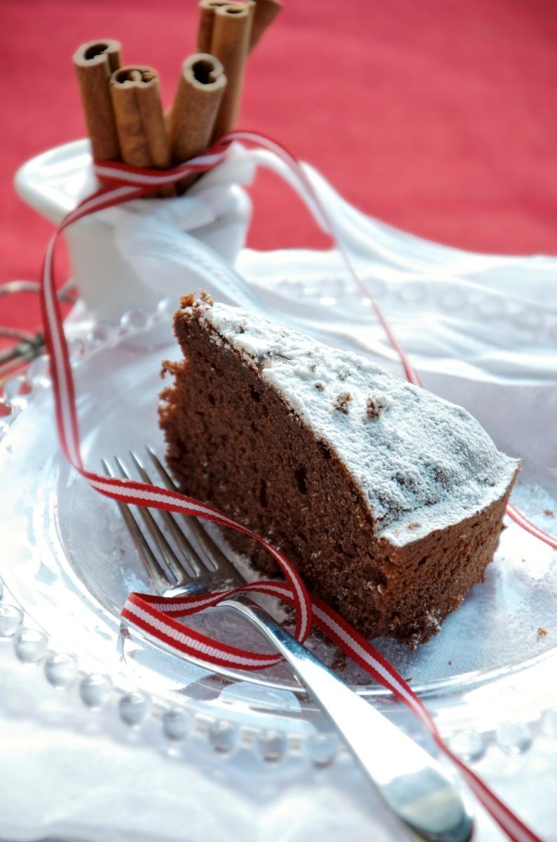 Torta Cioccolato e Cannella