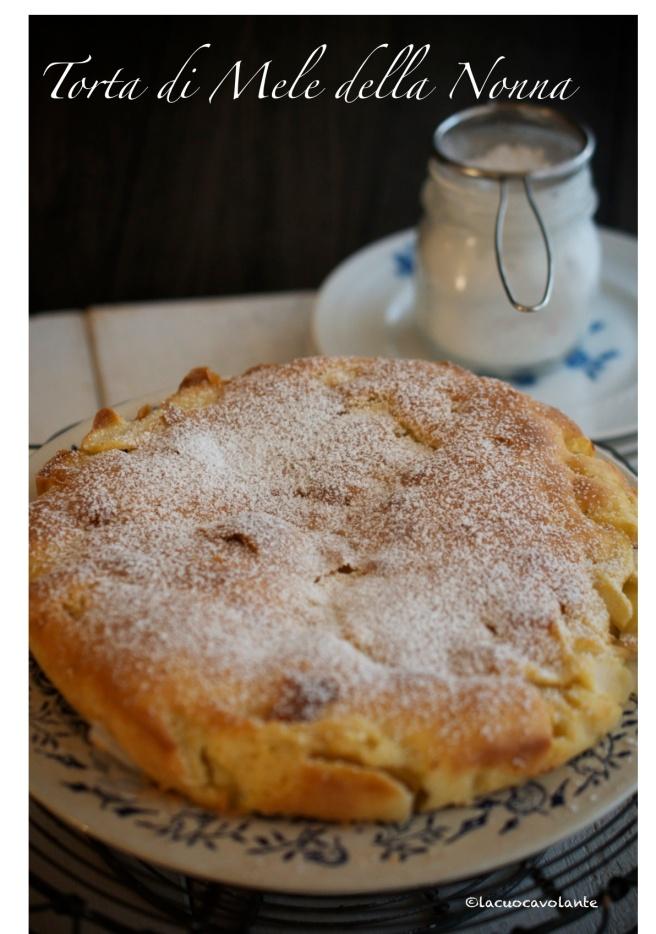 torta di mele nonna 2