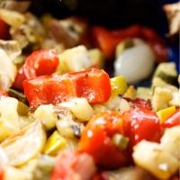Peperonata al Forno, uno dei miei piatti preferiti