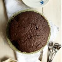 Cioccolato,Tè e una torta che forse è Vegana