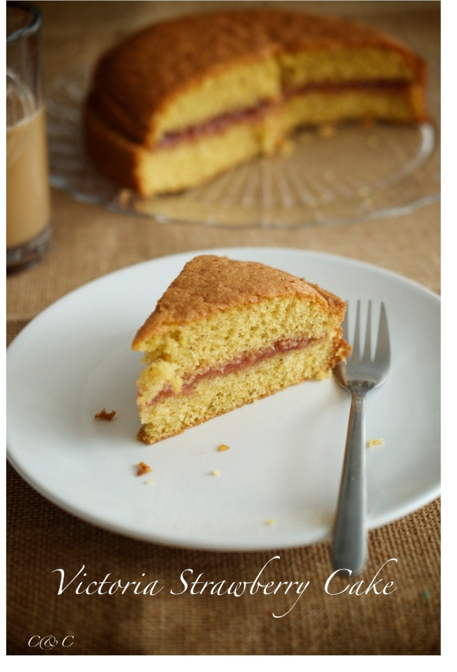 Victoria cake 2